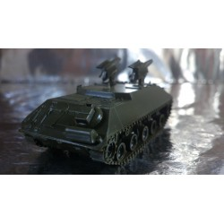 * Herpa Military 000212  JAGDPZ 1bTracked Tank with Rockets