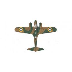 * Oxford 8172AA004  Royal Air Force Avro Anson Mk1 233 Sqn. RAF Coastal Command