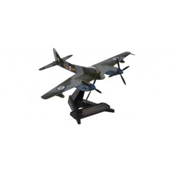 * Oxford 8172HOR003  DH Hornet F3 WB909 RAF Kai Tak