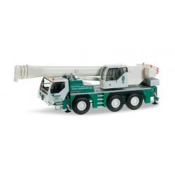 "* Herpa Construction 916196  Liebherr mobile crane LTM 1045/1 ""Telekraft"""