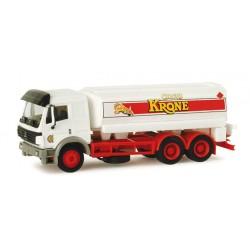 "* Herpa Trucks 154932  Mercedes-Benz SK '88 fuel tank truck ""Circus Krone"""