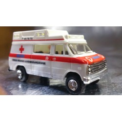 Trident 90065-A Croix Rouge Luxembourgeoise Ambulance