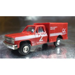 Trident 90117-R Fire and Safety Services Vehicle