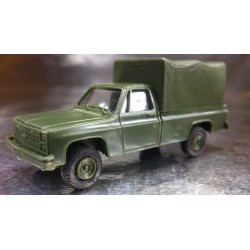 Trident 90005 US Military Transport Vehicle with removable Cover
