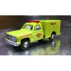 Trident 90117-L Squad 51 Rescue Vehicle