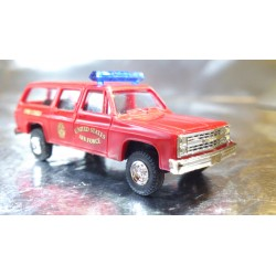 Trident 90111 Fire Chief Vehicle United States Air Force