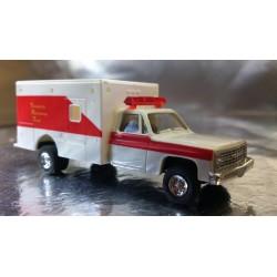 Trident 90119 Technical Response Team Emergency Vehicle