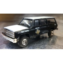 Trident 90118 Texas Dept Public Safety K9 State Trooper Vehicle