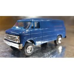 Trident 90046-B Un Liveried Transporter Van