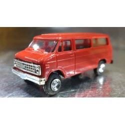 Trident 90041-R Un Liveried Passenger Transporter Van