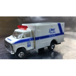 Trident 90130 Ambulance - Mercy Mdeical Services Paramedic
