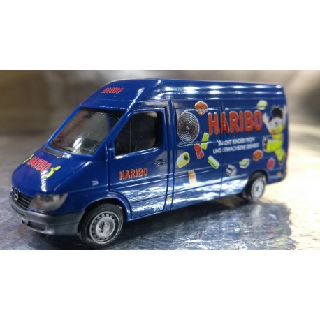 "* Herpa Cars 047128  Mercedes-Benz Sprinter box-type HD ""Haribo"""