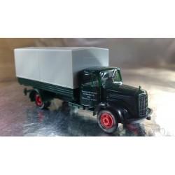 """* Herpa Trucks 155533  Mercedes-Benz 311 L canvas truck """"Freund"""""""