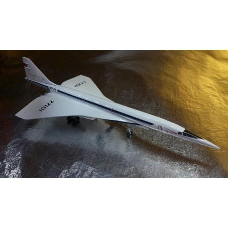 * Herpa Wings 519168  Aeroflot Tupolev TU-144