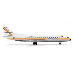 * Herpa Wings 515474  Aero Lloyd Sud Aviation Caravelle