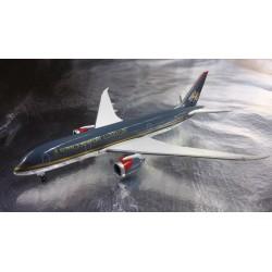 * Herpa Wings 527644  Royal Jordanian Boeing 787-8 Dreamliner