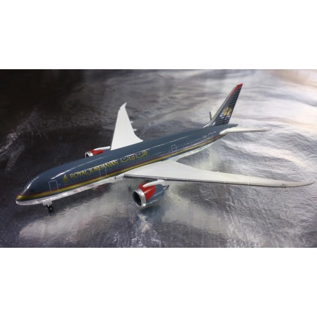 * Herpa Wings 527644  Royal Jordanian Boeing 787-8 Dreamliner