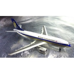 * Herpa Wings 517331 British Caledonian Airbus A310-200