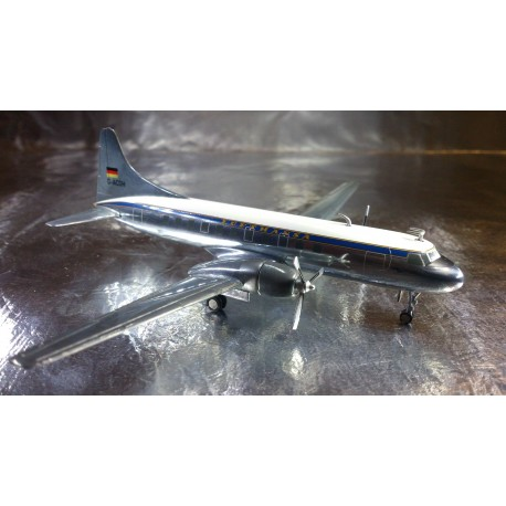 Herpa Wings 551199  Lufthansa Convair 340