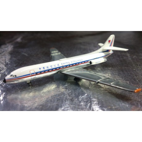 * Herpa Wings 515498  China Airlines Sud Aviation Caravelle