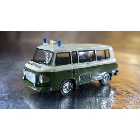 "* Herpa Cars 066303  Barkas B 1000 ""GDR´s police force"""