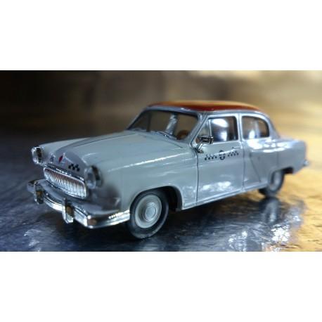 "* Herpa Cars 049634  Wolga M 21 ""Taxi"""
