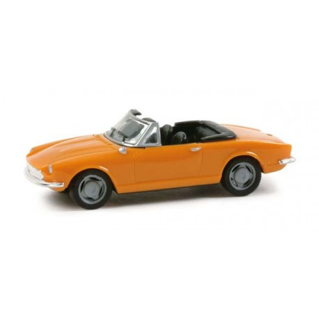 *  Herpa Cars 022354  Fiat 124 Spider