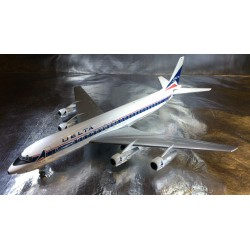 * Herpa Wings 551557  Delta Air Lines McDonnell Douglas DC-8-51