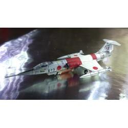 * Herpa Wings 552165  JASDF-203rd Hikotai, Komatsu AB Lockheed F-104J Starfighter