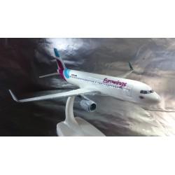 * Herpa Wings Snapfit 610674  Eurowings Airbus A320
