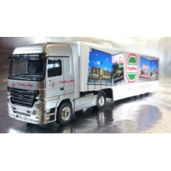 "* Herpa Trucks 149020  Mercedes-Benz Actros LH Safeliner semitrailer ""Zentrallager Sued-Ost"""