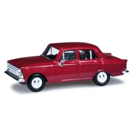 * Herpa Cars 024365-002  Moskwitsch 408, wine red