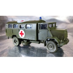 "* Herpa Military 744577  MAN 630 box truck ""Rotes Kreuz"""