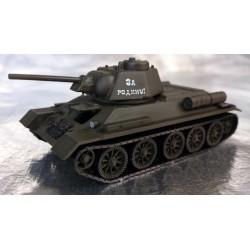 "* Herpa Military 745659  T-34/76 Sowjet n´middle armor ""Für die Heimat"", battle in Poland 1944"