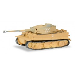 * Herpa Military 745536  German Main Battle Tiger Hybrid Tank