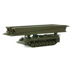 "* Herpa Military 741965  Armoured Vehicle-launched Bridge Biber ""Bundeswehr"""