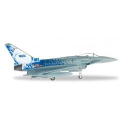 "* Herpa Wings 556859  Luftwaffe Eurofighter Typhoon TaktLwG 31 ""400th Eurofighter"""