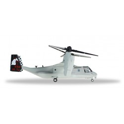 "* Herpa Wings 557696  USMC Bell/Boeing MV-22 Osprey - VMM-264 ""Black Knights"""