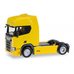 * Herpa Trucks 307116 Scania CR 20 HD rigid tractor, yellow