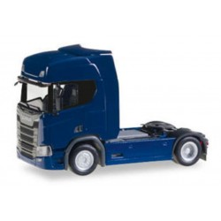 * Herpa Trucks 307109 Scania CR 20 HD rigid tractor, dark blue