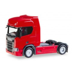 * Herpa Trucks 307093 Scania CR 20 HD rigid tractor, red