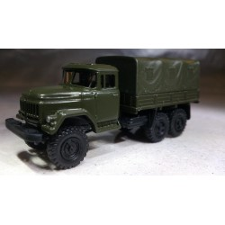 * Herpa Military 744355  ZIL 131 Canvas Truck