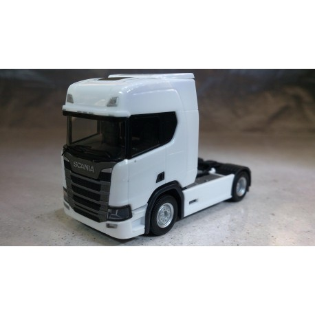 * Herpa Trucks 307185  Scania CR20 HD rigid tractor, white