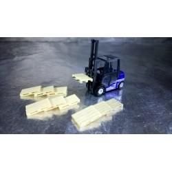 *  Herpa Accessories 052900-10  Euro palett, 10 pieces in each pack