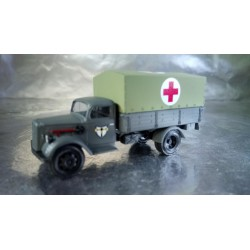 * Herpa Military 745611  Opel Blitz crew coach of III/JG 27