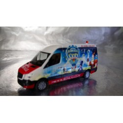 """* Herpa Cars 092784  Mercedes-Benz Sprinter with high roof """"Circus Roncalli"""""""