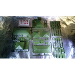 * Herpa Military 746021  Accessories medical service tent
