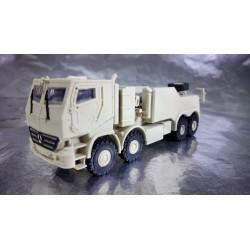 * Herpa Military 744904  Mercedes-Benz Actros armoured wrecker, sand beige