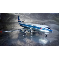 * Herpa Wings 554657   LOT Polish Airlines Vickers Viscount 800