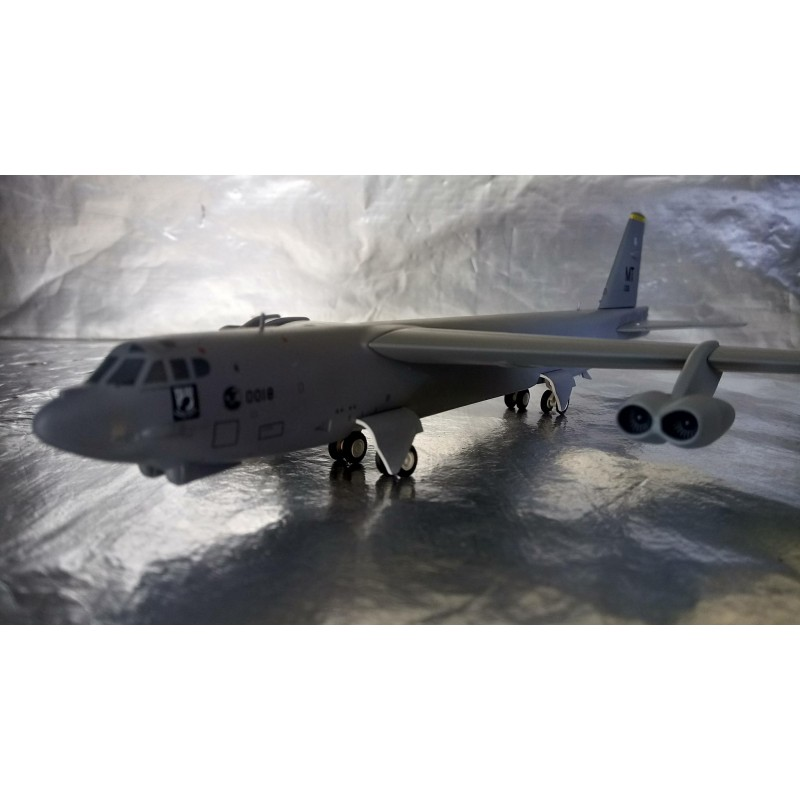 Boeing B 52 Stratofortress Of The U S Air Force History: * Herpa Wings 558440 U.S. Air Force Boeing B-52H